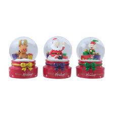 hamleys father christmas snow globe 8 00 hamleys for hamleys