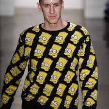 bart sweater 72 sweaters moschino style bart sweater from