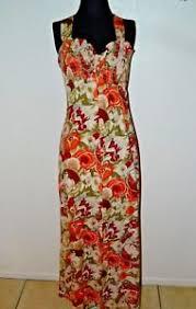 vintage dress 70 s slinky vintage 70 s slinky nouveau garden nymph print halter