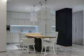 Black And White Kitchen Kitchen by Black U0026 White Kitchens A Timeless Contrast For Your Home See