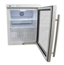 lr031wwg 0 compact table top glass door refrigerator