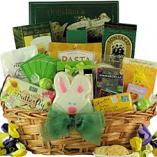 send easter baskets families groups