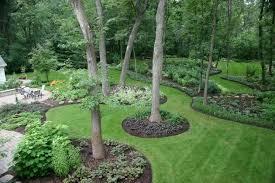 beautiful minimalist backyard landscaping design ideas on a photo