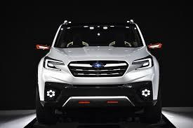 Subaru Three Row 2018 Subaru Tribeca Review Specs Price 2018car