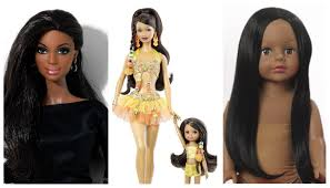 martina big dark skin a plea to end the black barbie doll look curlynikki natural