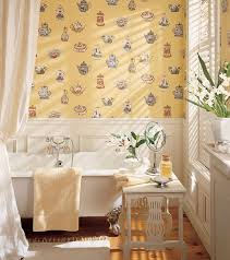 wallpaper bathroom designs 500 best wallpaper images on fabric wallpaper