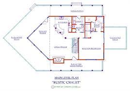 chalet cabin plans rustic chalet log floor plan log cabin 3440 sq ft
