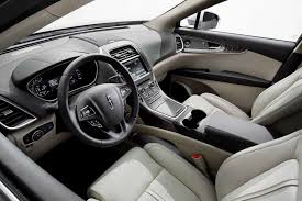2007 Lincoln Mkx Interior Lincoln Updates The Mkx Luxury Crossover With New Styling
