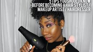 Becoming A Makeup Artist 5 Tips You Should Know Before Becoming A Hair Stylist Makeup