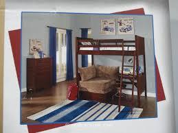 bedding trundle bunk bed with desk porcelain tile alarm clocks