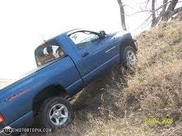 Dodge Ram Off Road - 2003 dodge ram 1500 slt id 20987