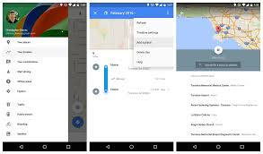 Timeline Maps Download Google Maps 9 20 0 Lets You Manually Add Places To Your