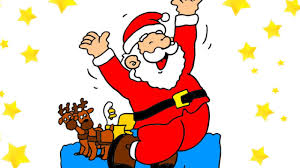 christmas for kids coloring book santa claus coloring pages