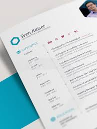 Best Designed Resumes 50 Awesome Resume Templates 2016 U2022