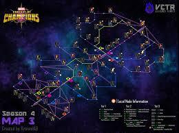 Coc Map Season 4 Map 3 Infographic Contestofchampions
