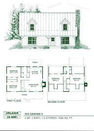 small cabin floorplans small cabin layouts cottage floor plan with loft plans house split