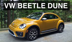 volkswagen beetle 2016 vw beetle dune review u0026 test drive youtube