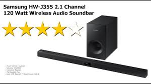 soundbar or home theater samsung hw j355 soundbar and subwoofer unboxing and review youtube