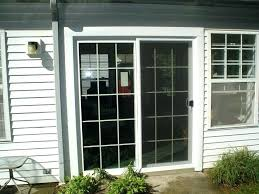 Patio Door Glass Repair Patio Glass Door Repair Futureishp