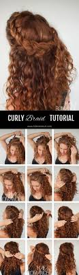 step bu step coil hairstyles 18 pretty hairstyle ideas for naturally curly girls