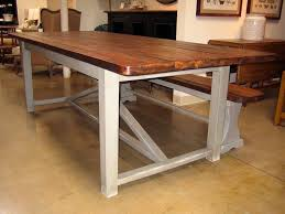 trestle tables table with modern style home design by john