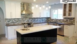 sample kitchen design light grey cabinets contemporary kitchen