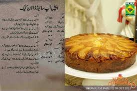 birthday cake recipe by shireen anwer all about cake recipe