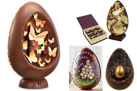 fancy easter eggs these are the most luxurious easter eggs you can buy from 3 50