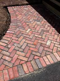 Cobblestone Ideas by Extend A Driveway Or Path With A Brick Border Or Flank Walkways