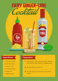 cocktail recipes poster 3 unexpected sriracha recipes to spice up your next meal food u0026 wine