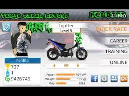 drag bike apk drag racing mod indonesia jupiter suara asli