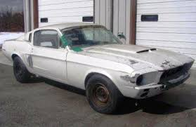 1967 ford mustang fastback project for sale 1967 ford mustang shelby gt500