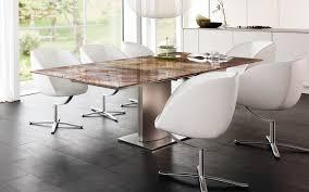 Esszimmer Tisch Deko Moderner Esstisch Aus Holz Glas Und Metall 15 Designs Perfekt