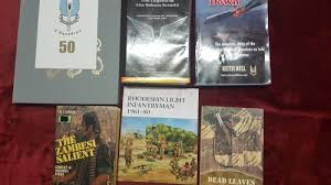 fireforce one man s war in the rhodesian light infantry books rhodesian war large collection of books more all in one
