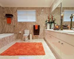 Cabelas Home Decor by Gorgeous 30 Orange And Brown Bathroom Decor Decorating Design Of