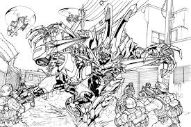 transformers dark of the moon coloring pages eson me