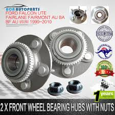 front hub wheel bearing nut washer ford falcon au ba bf fairmont