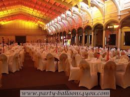 Indian Wedding Decoration Wedding Balloons Fresh U0026 Silk Flowers Pew End Bows Chair Cover