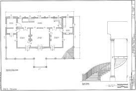 house plans historic floor plans evergreen plantation wallace st the baptist