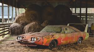 Barn Full Of Classic Cars 1969 Dodge Daytona F186 Kissimmee 2016