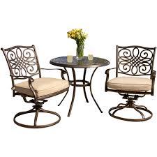 Hanamint Patio Furniture Reviews by Bistro Sets