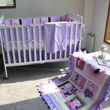 Nursery Cot Bedding Sets Nursery Beddings Purple Baby Bedding Sets Plus Purple