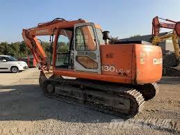 daewoo solar 130 lc v crawler excavators price 21 206 year