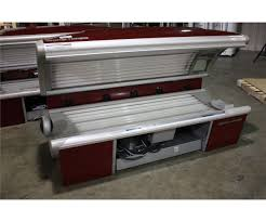 sun star 432 ultra violet horizontal tanning bed with power supply