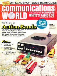 Our 74th Brand Of Vintage Metal Cabinets Olympia Aluminum by Communications World 1974 Fall Winter Amplifier Am Broadcasting