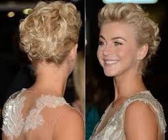 Hochsteckfrisuren Locken Kurze Haare by 14 Kurze Haare Hochsteckfrisur Für Die Hochzeit