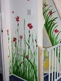 handpainting topiaries node pinterest walls wall murals