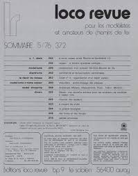 la cuisine à toute vapeur pdf loco revue n 372 mai 1976 page 2 3 loco revue n 372 mai 1976