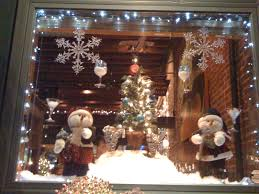 Christmas Decorations For Retail Shop by Shop Front Christmas Decorations U2013 Decoration Image Idea