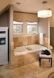 Tile Bathtubs Tile Tub Apron Bathroom Traditional With Wall Decor In Whirlpool